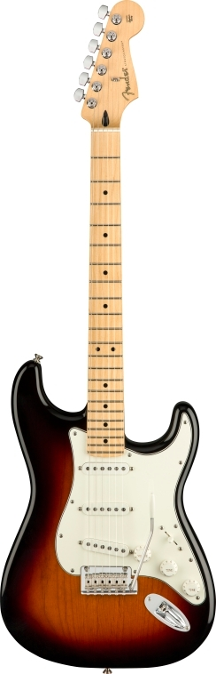 Player Stratocaster® - 3-Color Sunburst