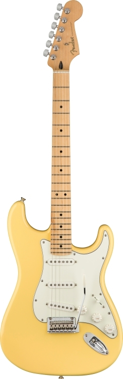 Player Stratocaster® - Buttercream
