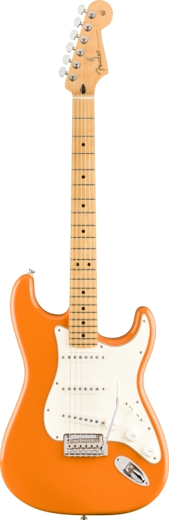 Player Stratocaster® - Capri Orange