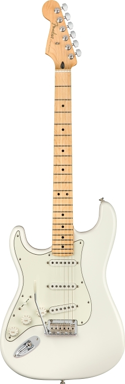 Player Stratocaster® Left-Handed - Polar White