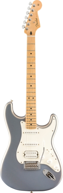 Player Stratocaster® HSS - Silver