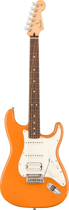 Player Stratocaster® HSS - Capri Orange
