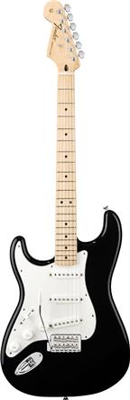 Standard Stratocaster® Left-Hand - Black