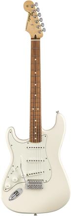 Standard Stratocaster® Left-Hand - Arctic White
