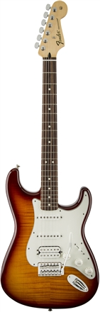 Standard Stratocaster® HSS Plus Top - Tobacco Sunburst
