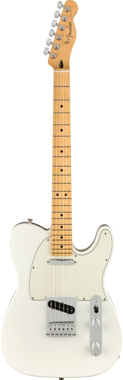Player Telecaster® - Polar White
