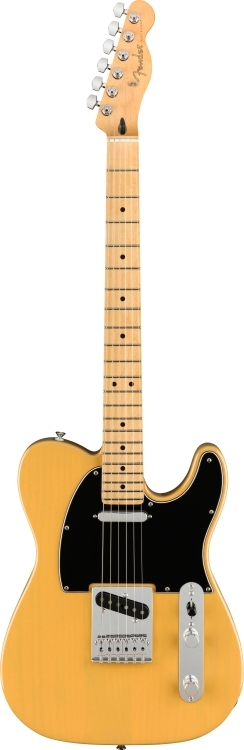 Player Telecaster® - Butterscotch Blonde