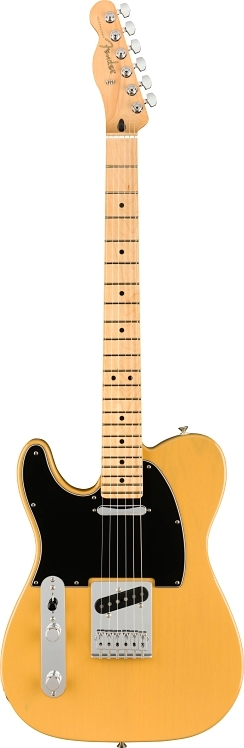 Player Telecaster® zurdos - Butterscotch Blonde