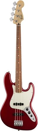Standard Jazz Bass® - Candy Apple Red