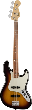 Standard Jazz Bass® - Brown Sunburst