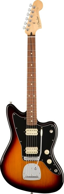 Player Jazzmaster® - 3-Color Sunburst