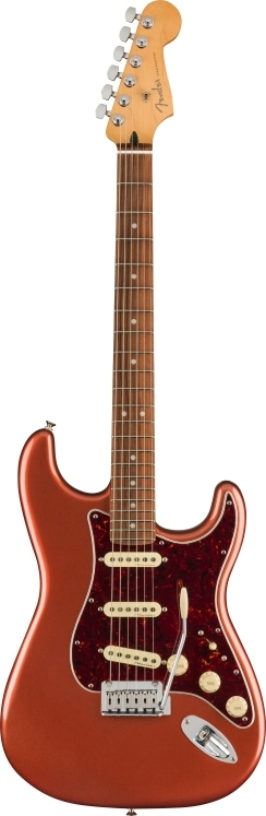 Player Plus Stratocaster® - Aged Candy Apple Red