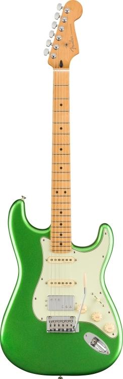 Player Plus Stratocaster® HSS - Cosmic Jade
