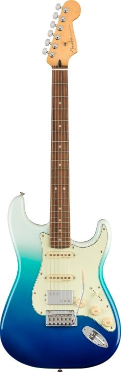 Player Plus Stratocaster® HSS - Belair Blue