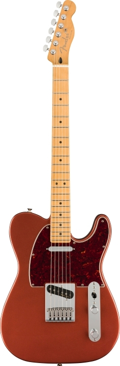 Player Plus Telecaster® - Aged Candy Apple Red