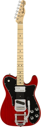 Classic Series '72 Telecaster® Custom - Sunset Orange Transparent