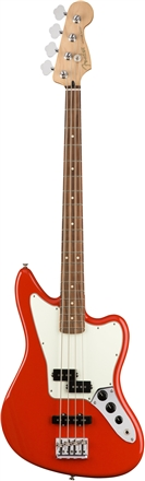Player Jaguar Bass® - Sonic Red
