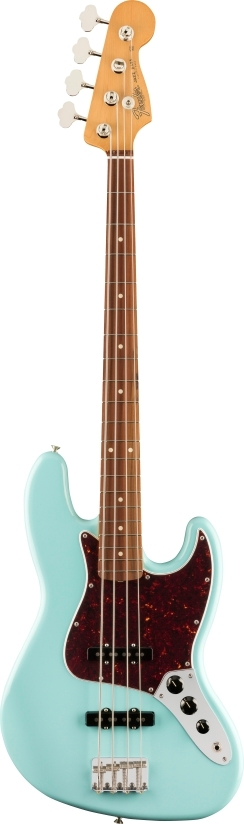 Vintera® '60s Jazz Bass® - Daphne Blue
