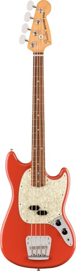 Vintera '60s Mustang Bass® - Fiesta Red