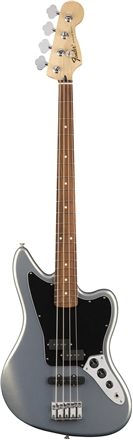Standard Jaguar® Bass - Ghost Silver