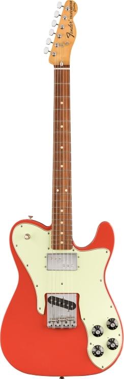 Vintera '70s Telecaster® Custom - Fiesta Red