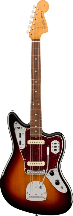 Vintera® '60s Jaguar® - 3-Color Sunburst