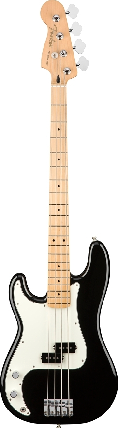 Player Precision Bass® für Linkshänder - Black