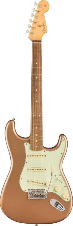 Vintera Road Worn® '60s Stratocaster® - Firemist Gold