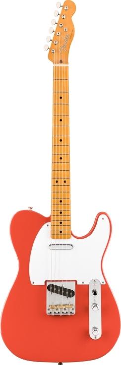 Vintera '50s Telecaster® - Fiesta Red