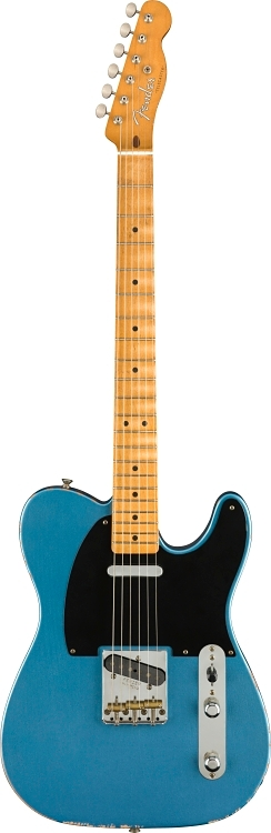 Vintera Road Worn® '50s Telecaster® - Lake Placid Blue