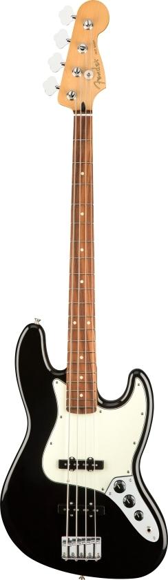Player Jazz Bass® - Black
