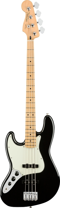 Player Jazz Bass® Left-Handed - Black