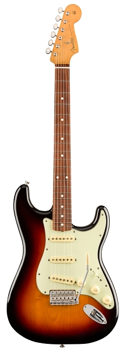 Vintera '60s Stratocaster® - 3-Color Sunburst
