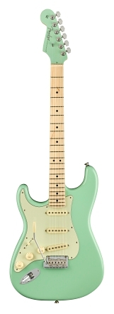 Limited Edition American Professional Stratocaster® Left-Hand with MHC -