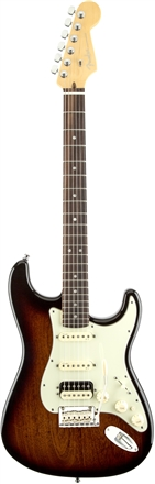 Limited Edition American Deluxe Mahogany Stratocaster® HSS -