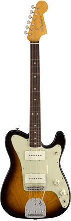 2018 Limited Edition Jazz-Tele® - 2-Color Sunburst