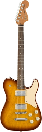 2018 Limited Edition Troublemaker Tele® - Ice Tea Burst