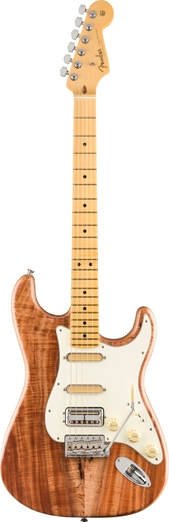 Rarities Flame Koa Top Stratocaster® -