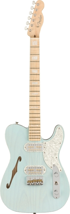 Parallel Universe Volume II Tele® Mágico - Transparent Daphne Blue