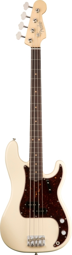 American Original '60s Precision Bass® - Olympic White