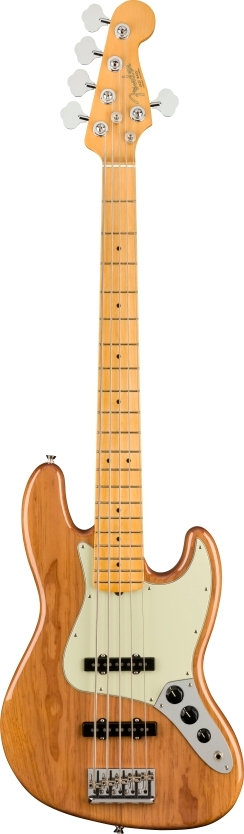 American Professional II Jazz Bass® V - Roasted Pine
