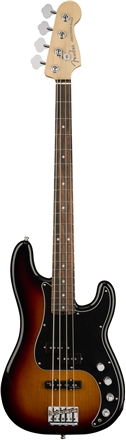 American Elite Precision Bass® - 3-Color Sunburst