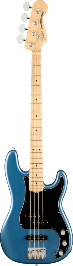 American Performer Precision Bass® - Satin Lake Placid Blue