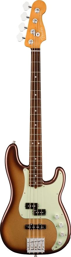 American Ultra Precision Bass® - Mocha Burst