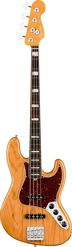 American Ultra Jazz Bass® - Aged Natural