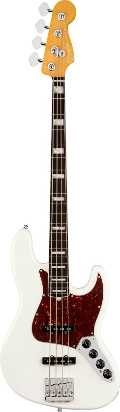 American Ultra Jazz Bass® - Arctic Pearl