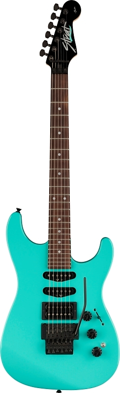 Limited Edition HM Strat® - Ice Blue