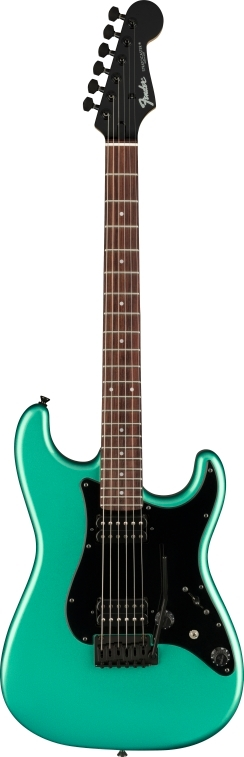 Boxer Series Stratocaster® HH - Sherwood Green Metallic