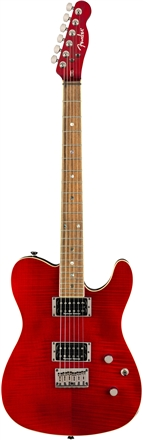Special Edition Custom Telecaster® FMT HH - Crimson Red Transparent