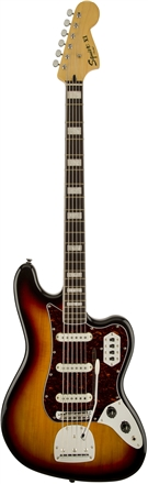 Vintage Modified Bass VI - 3-Color Sunburst